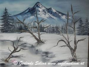 """Verkauft! Nr. 14 """"Winterwunderland"""""""